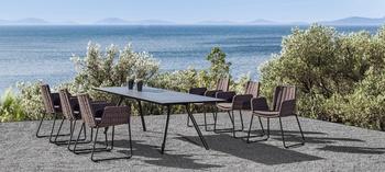 Möbel für das Wohnen im Freien