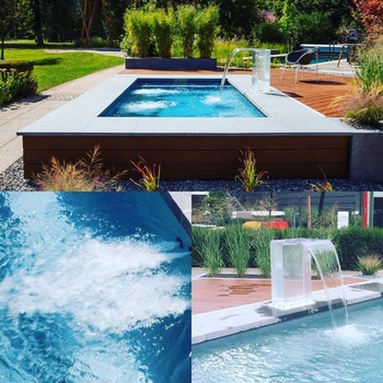 Wasseratraktion und Wellness