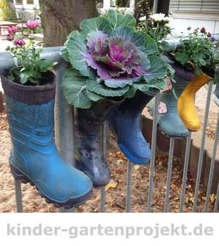 (Kinder-)Gartendeko