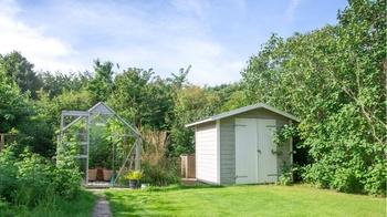 Baugenehmigung für Gartenhäuser in Deutschland