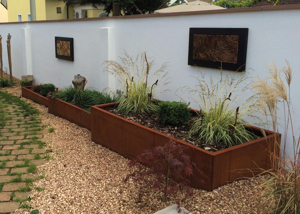 Gartenidee mit einem hochbeet den garten gestalten for Gartenidee beet