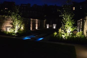 Mit Licht den Garten gestalten