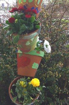 Pflanzen als Senkrechstarter - vertikale Gärten sind in!