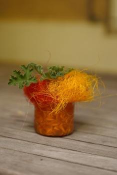 Karotten einmal anders: Karottenmarmelade