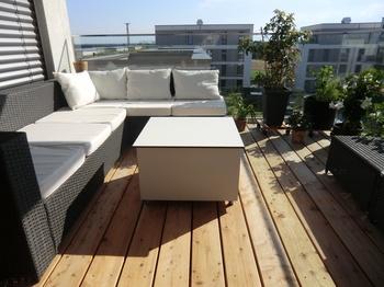 Moderne Schränke und Truhen für den Garten