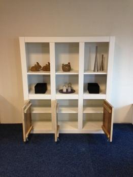 Bauholz Schrank von Exklusiv Dutch Design - immer der passende Schrank