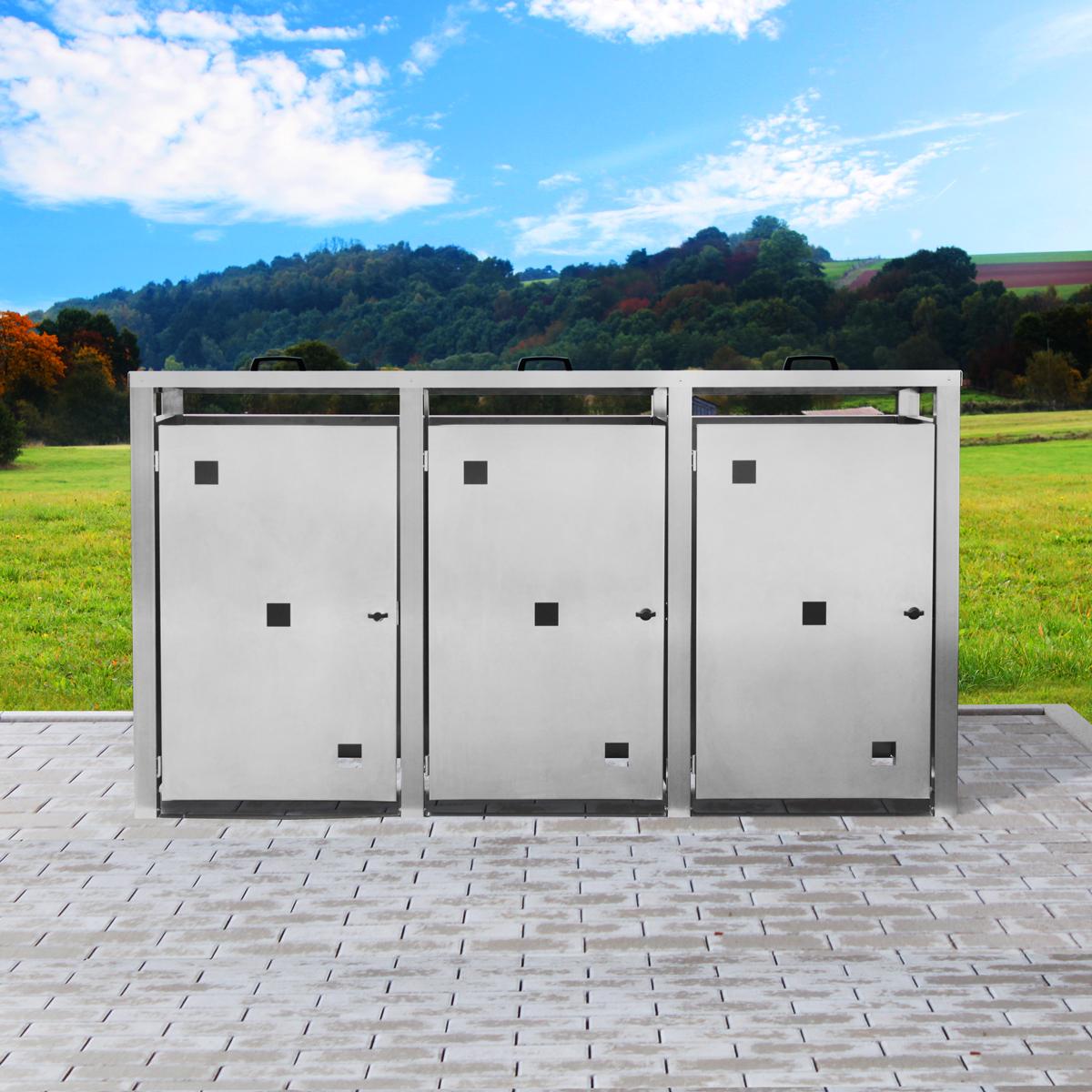 Thorwa® Design Mülltonnenbox