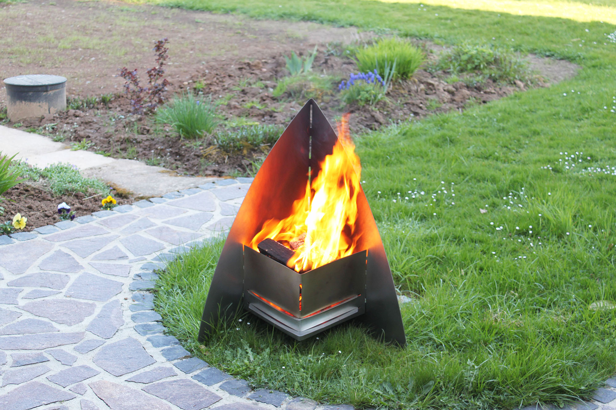 "Thorwa® Design Feuerkorb ""FireSpace"""