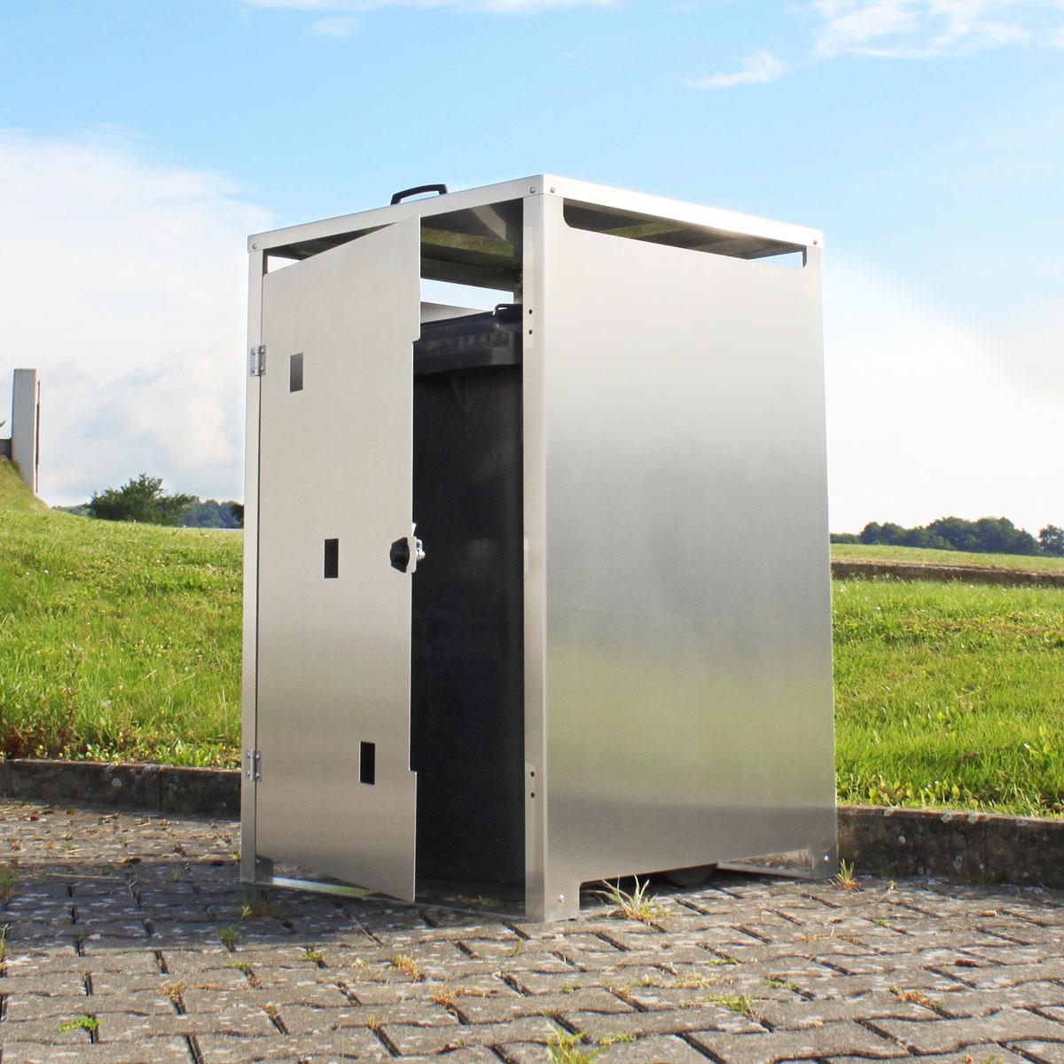 "Thorwa® Mülltonnenbox ""Eco"""