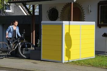 Fahrradboxen - Das Zuhause für Ihr Fahrrad