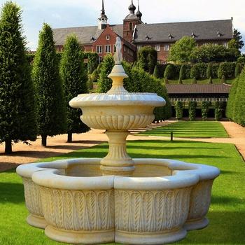 Edle Gartenbrunnen