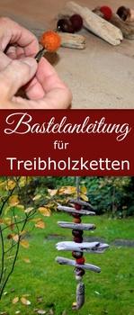 Treibholzketten DIY-Anleitung
