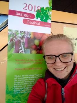 Saatgutfestival Volkach - ein Blick hinter die Kulissen
