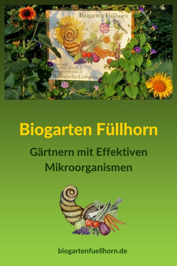 Biogarten Füllhorn