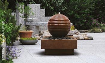 Brunnen ASAKI Boule 60 cm