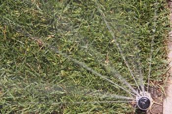 Bewässerungsanlage einwintern