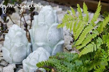 Upcycling: Alte Terrakottafiguren im neuen Look