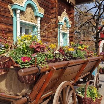 Frühling im Europa-Park
