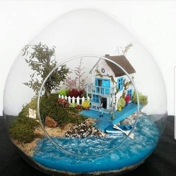 Miniatur Gärten