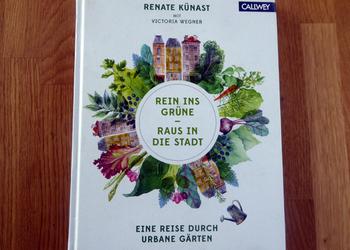 Rezension: Rein ins Grüne – Raus in die Stadt von Renate Künast und Viktori
