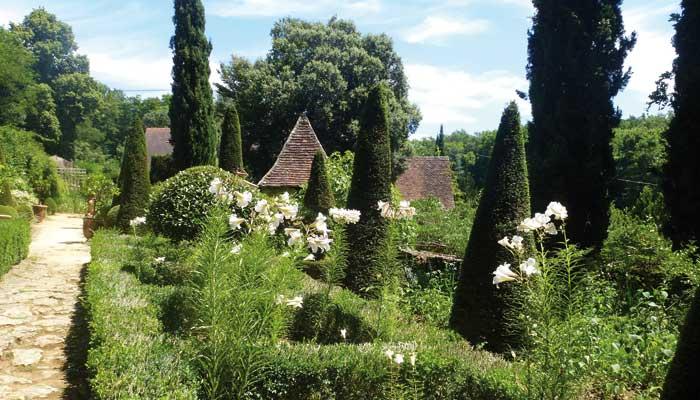 Der grüne Garten