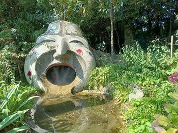 André Hellers Garten am Gardasee