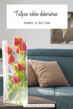 Tulpen dekorieren