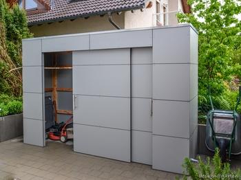 Gartenschrank - Gartenhaus