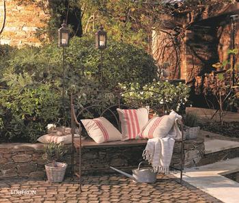 Energiesparen mit Gartenleuchten