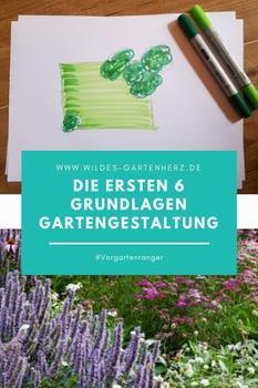 Vorgartenranger werden! 3. Station: Grundlagen Gartengestaltung