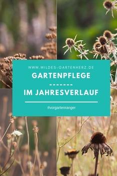 Vorgartenranger werden! 6. Station: Gartenpflege