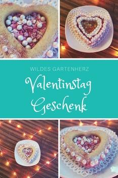 Valentinstag Geschenk selber machen!