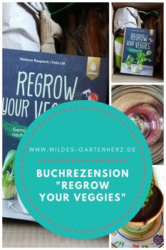 Regrow your Veggies - Buchrezension