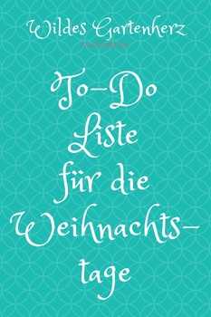 Eine Not-to-do To-do-Liste