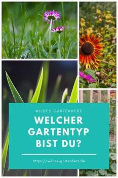 Welcher Gartentyp bist Du?