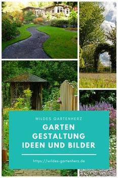 Gartengestaltung - Ideen und Bilder