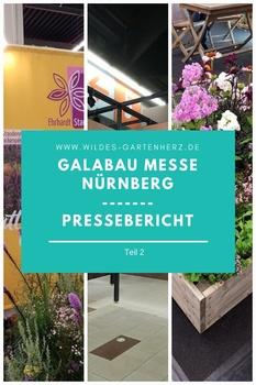 Pressebericht Galabau-Messe in Nürnberg - Teil 2