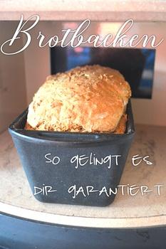 Brotbacken – mit diesem Zubehör gelingt es dir!