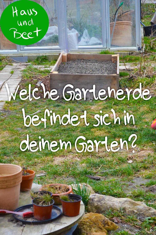 Gartenerde für Gemüse anbauen – Welche braucht ihr?