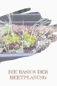 Die Basics der Beetplanung: Mischkultur & Fruchtfolge
