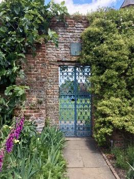 Der Rosengarten von Sissinghurst Castle