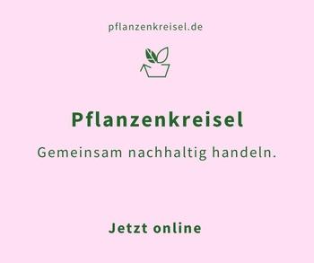 Der Pflanzenkreisel ist nun online!